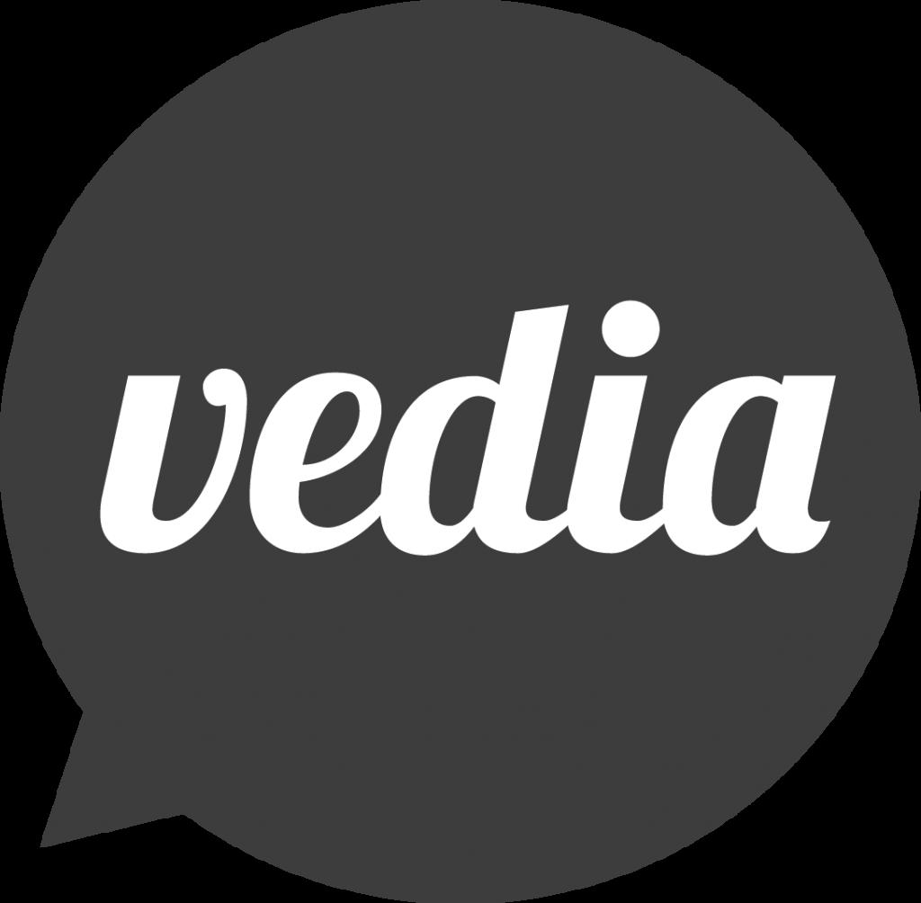Vedia logo